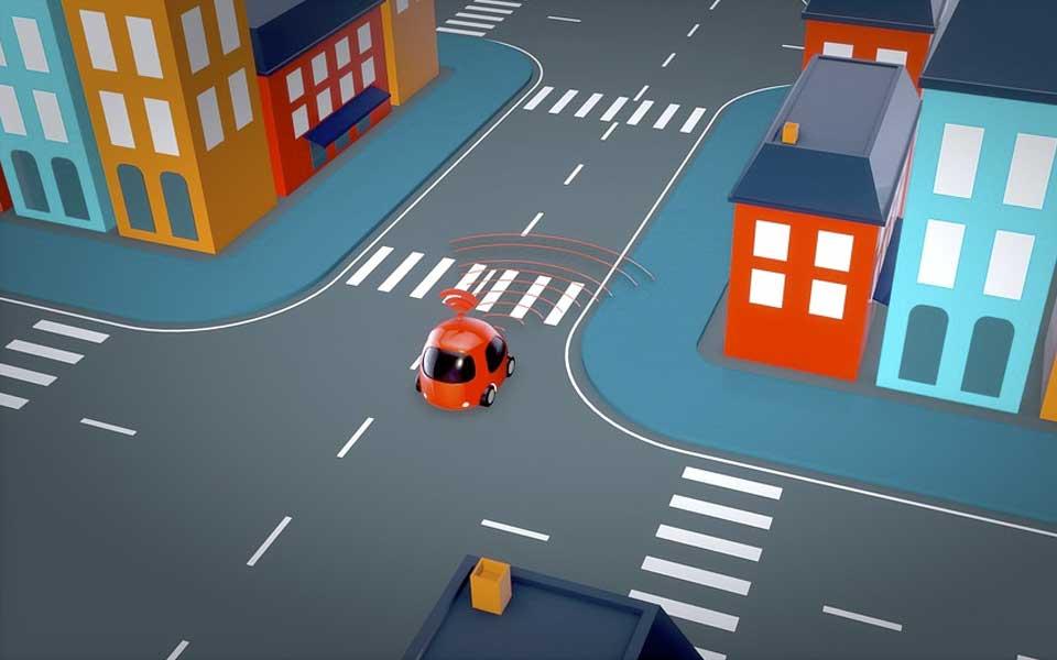 A los coches autónomos también se les engaña
