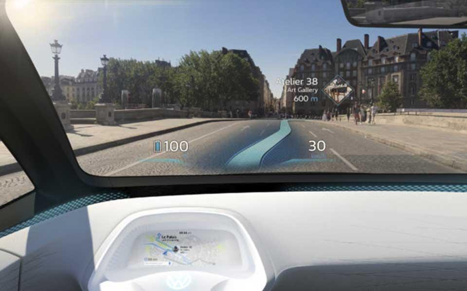 Lunas 3D, el futuro de la tecnología en la conducción y su implicación en el taller.