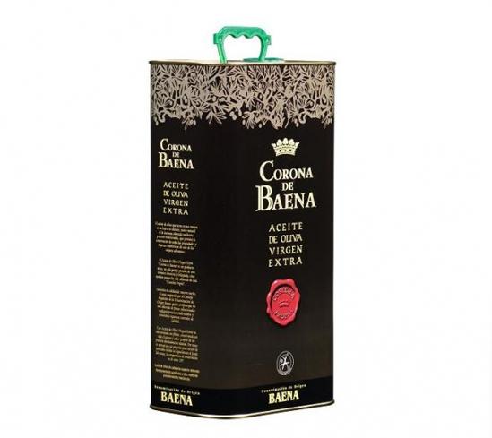 Corona de Baena 5L x4