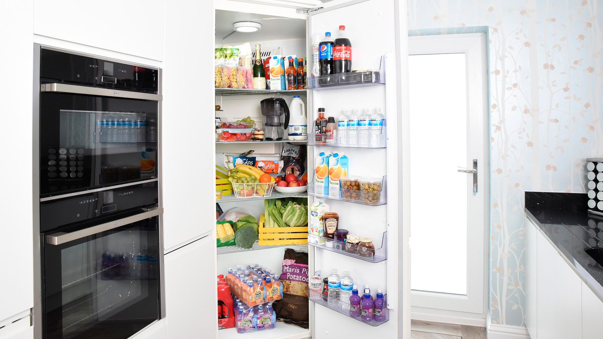 ¿Qué alimentos pueden ir en el frigorífico y cuáles no?