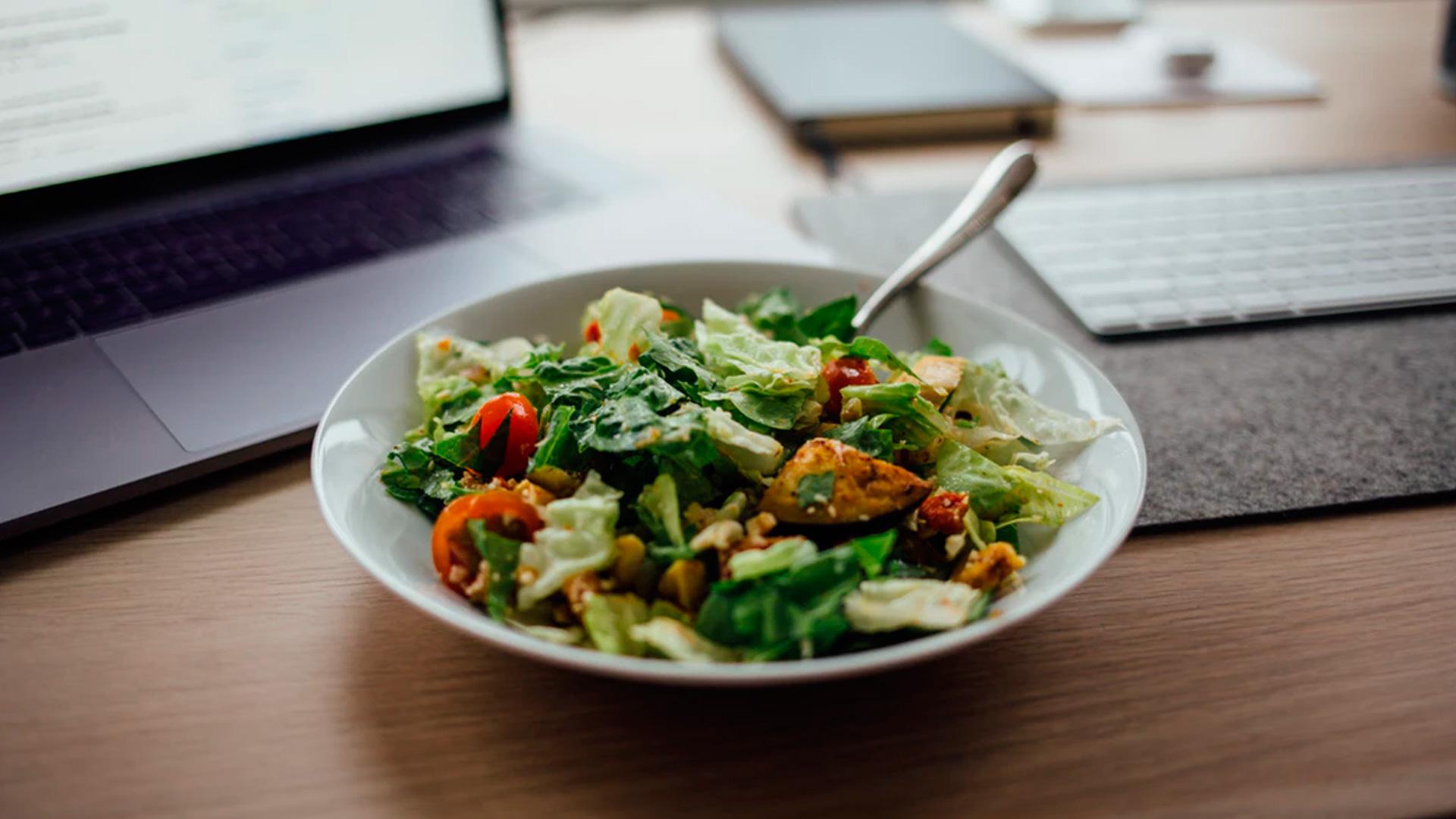 Come bien… también en la oficina