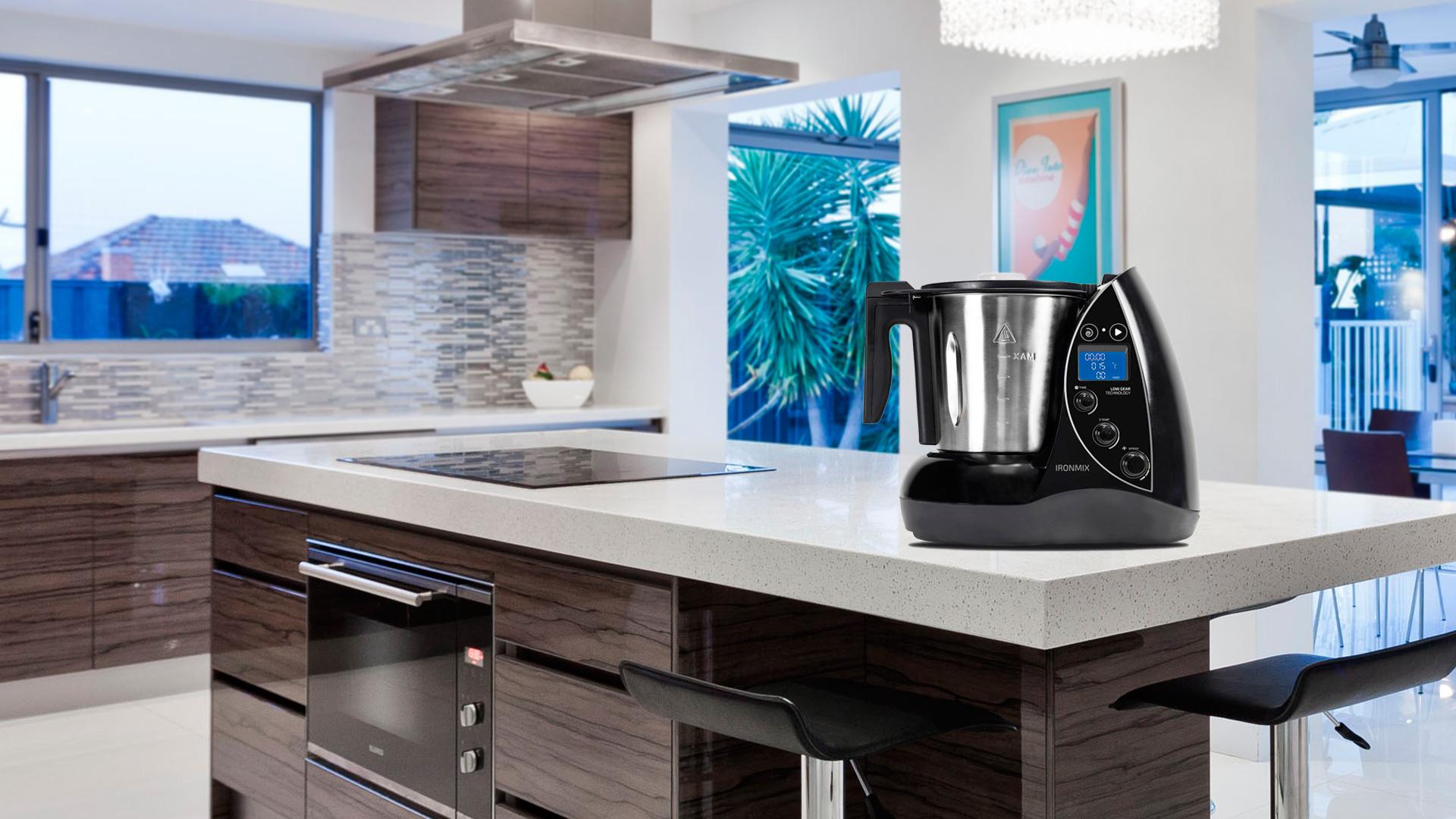 Robot de cocina Ironmix de Cecotec para una vida más fácil