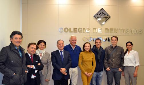 Rafael Roldán, presidente del Colegio de Dentistas de Córdoba por cuatro años más