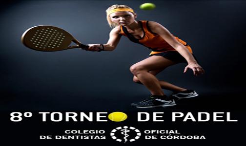 Febrero 2020. Leticia Expósito y Francisco Rodríguez, campeones del VIII Torneo de Pádel