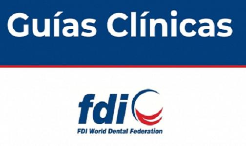 Julio 2020. El Consejo General de Dentistas traduce cinco nuevas guías de la FDI sobre salud bucodental