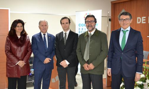 El Colegio de Dentistas de Córdoba celebra el día de Santa Apolonia