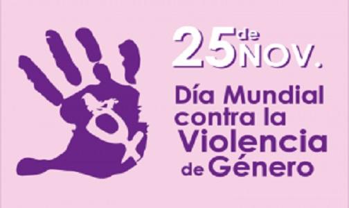 Noviembre 2020.  25 de noviembre Día Internacional contra la Violencia de Género