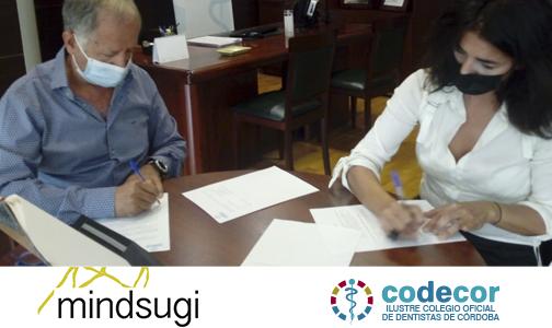 Octubre 2021. Convenio de colaboración firmado con la Asociación Mindsugi