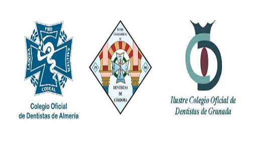Junio 2021. Nota de Prensa de los Colegios de Dentistas de Almería, Córdoba y Granada