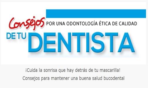 """Febrero 2021. Las guías """"Consejos de tu Dentista"""" estarán disponibles de forma digital en las clínicas dentales"""