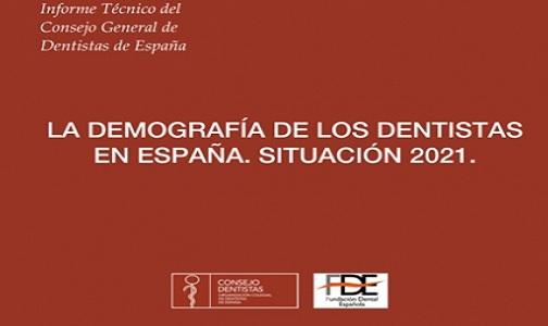 Septiembre 2021. Entre 2010 y 2020, el número de dentistas en España se incrementó un 43%