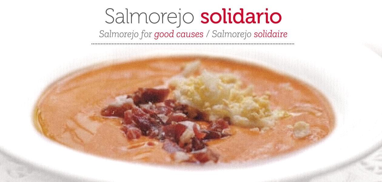 Salmorejo Solidario