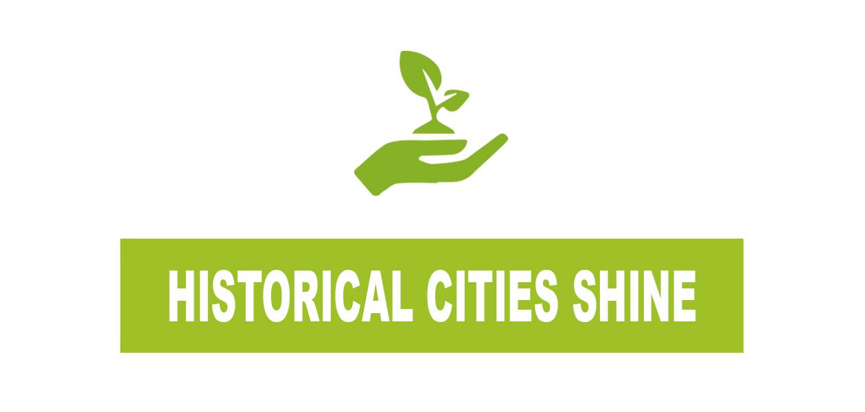 Las ciudades históricas brillan