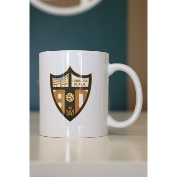 Taza Escudo Club