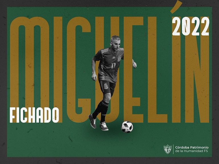 Aterriza una leyenda: Miguelín