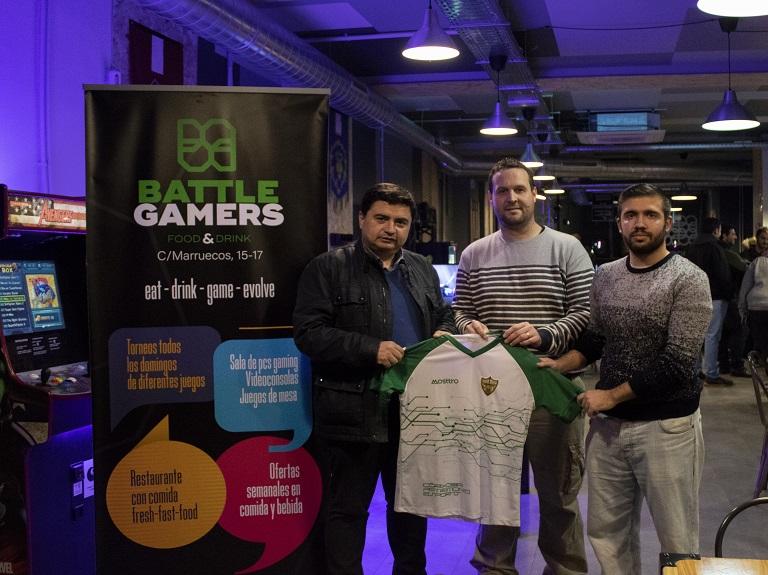 El Córdoba Patrimonio e-Sport entra en escena