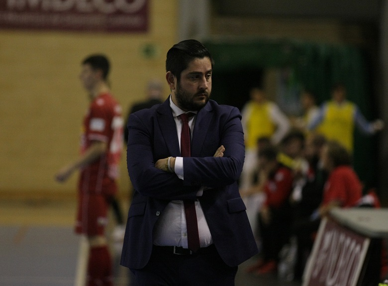 Josan González, nuevo entrenador del Córdoba Patrimonio de la Humanidad