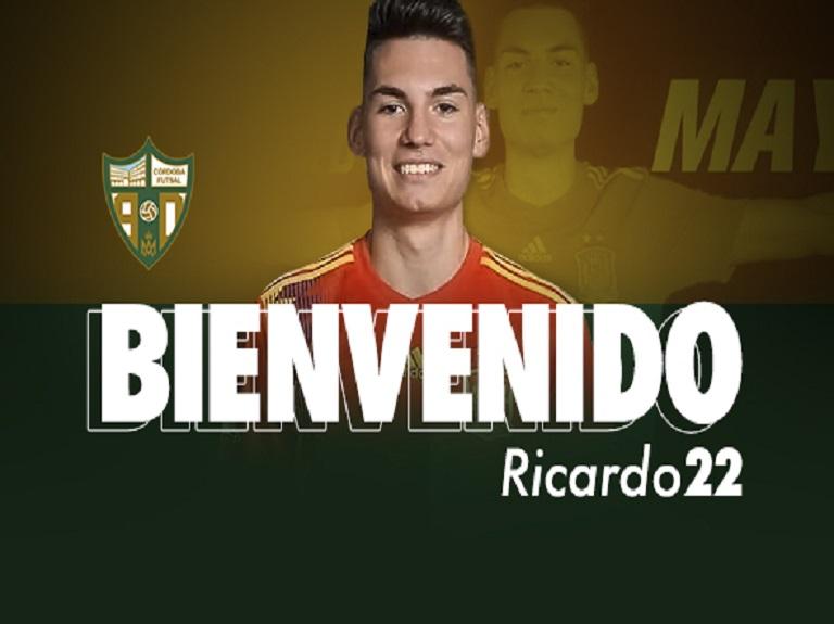 Ricardo, un campeón de Europa para el nuevo proyecto blanquiverde