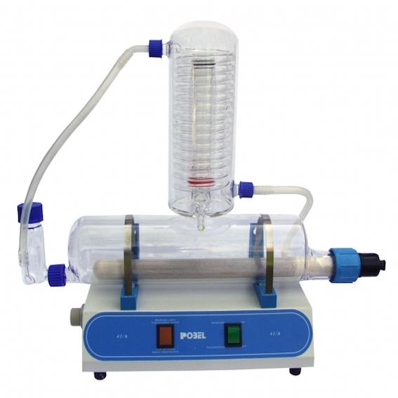Destilador de agua 4 L /h