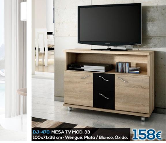 MESA TV MOD. 33
