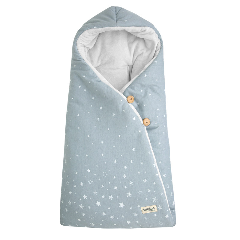 SACO ARRULLO CAPUCHA WEEKEND CONSTELLATION