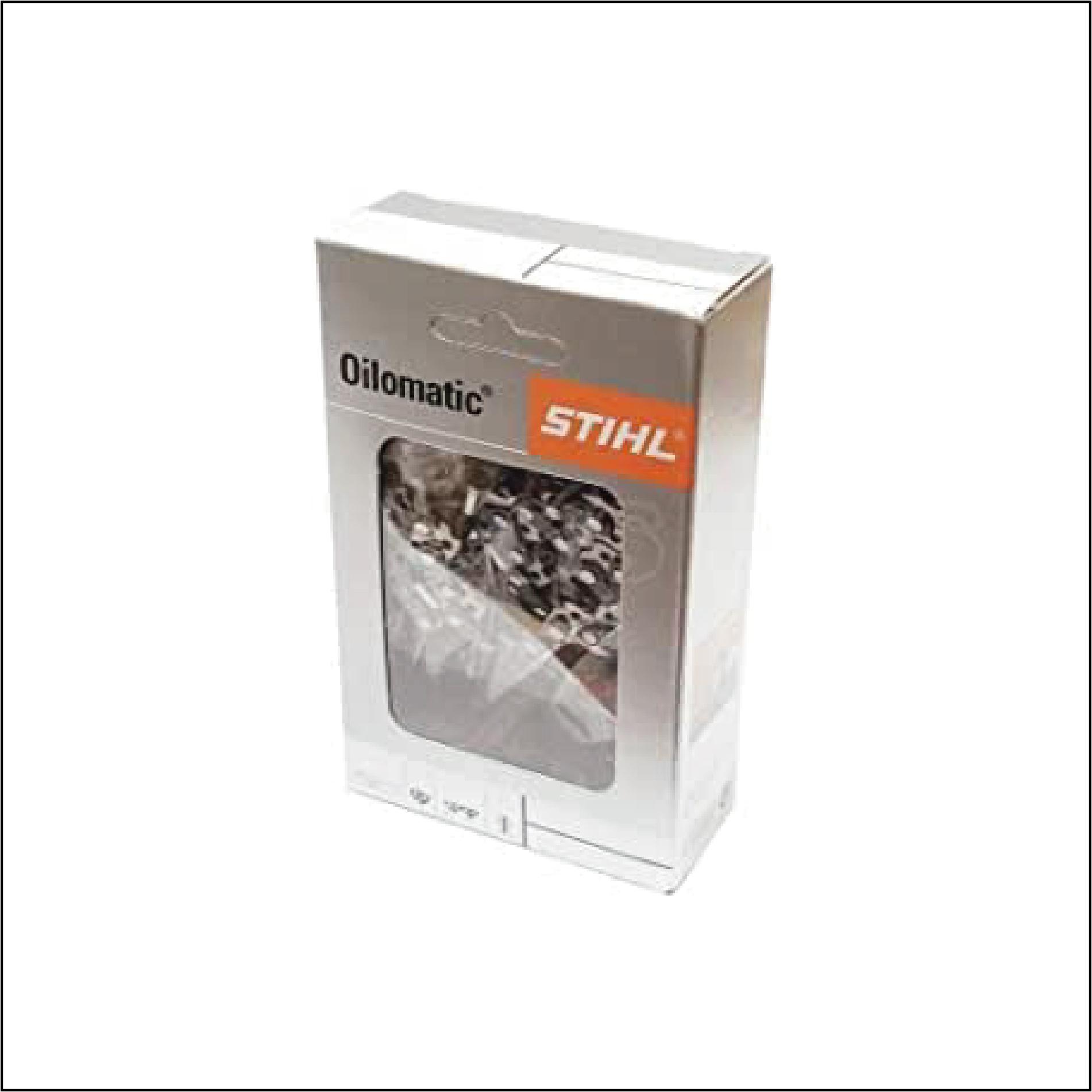 STIHL CADENA  25 1/4 PM3