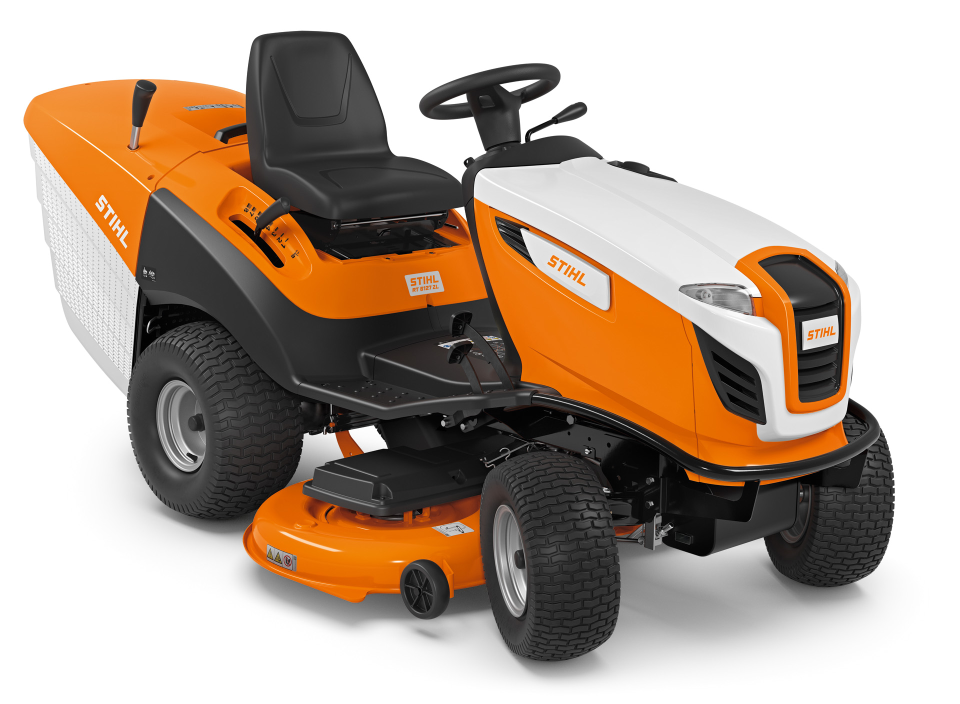 TRACTOR CORTACÉSPED RT 6127.1 ZL STIHL
