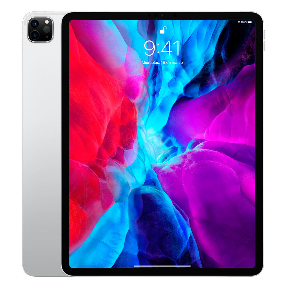 iPad Pro 12.9 4th Gen 128GB WiFi+4GSilver
