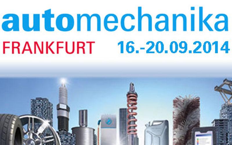 Automechanika Frankfurt 2014