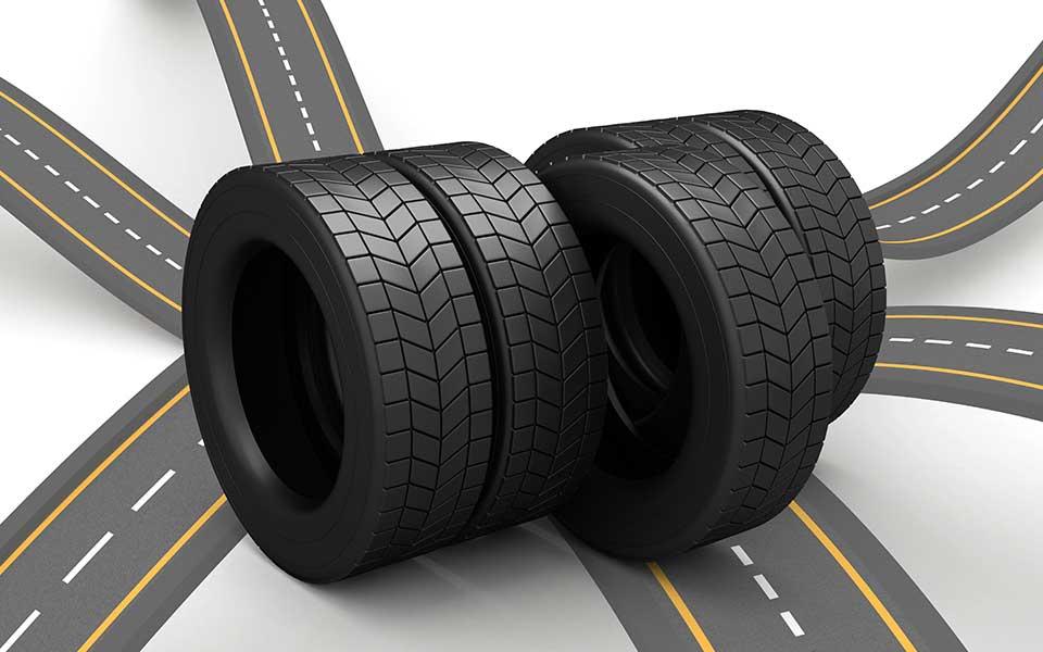 ¿Cómo alargar la vida del neumático?