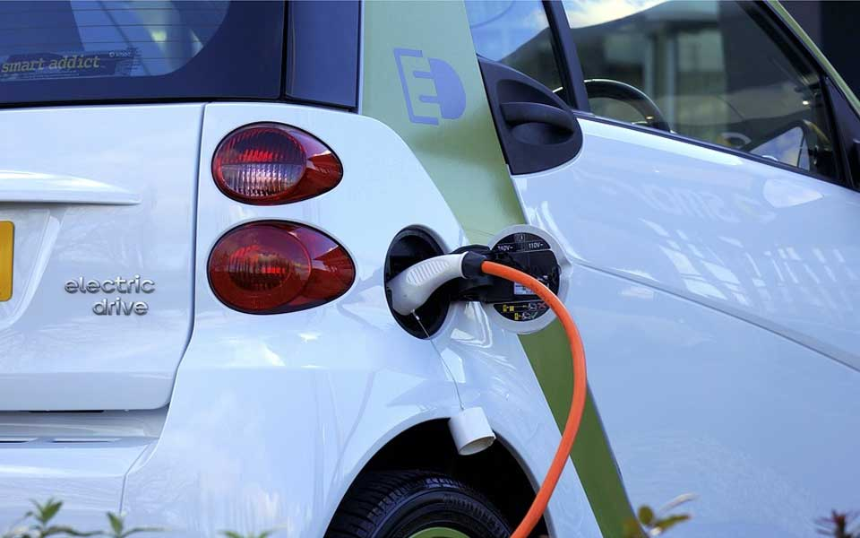 Tipos de vehículos eléctricos