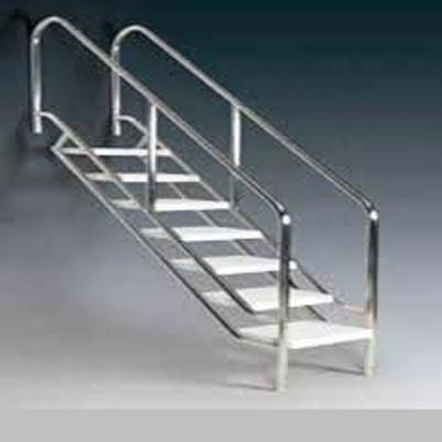 Resplandor escalera piscina acceso facil 6 pelda os for Escalera piscina facil acceso
