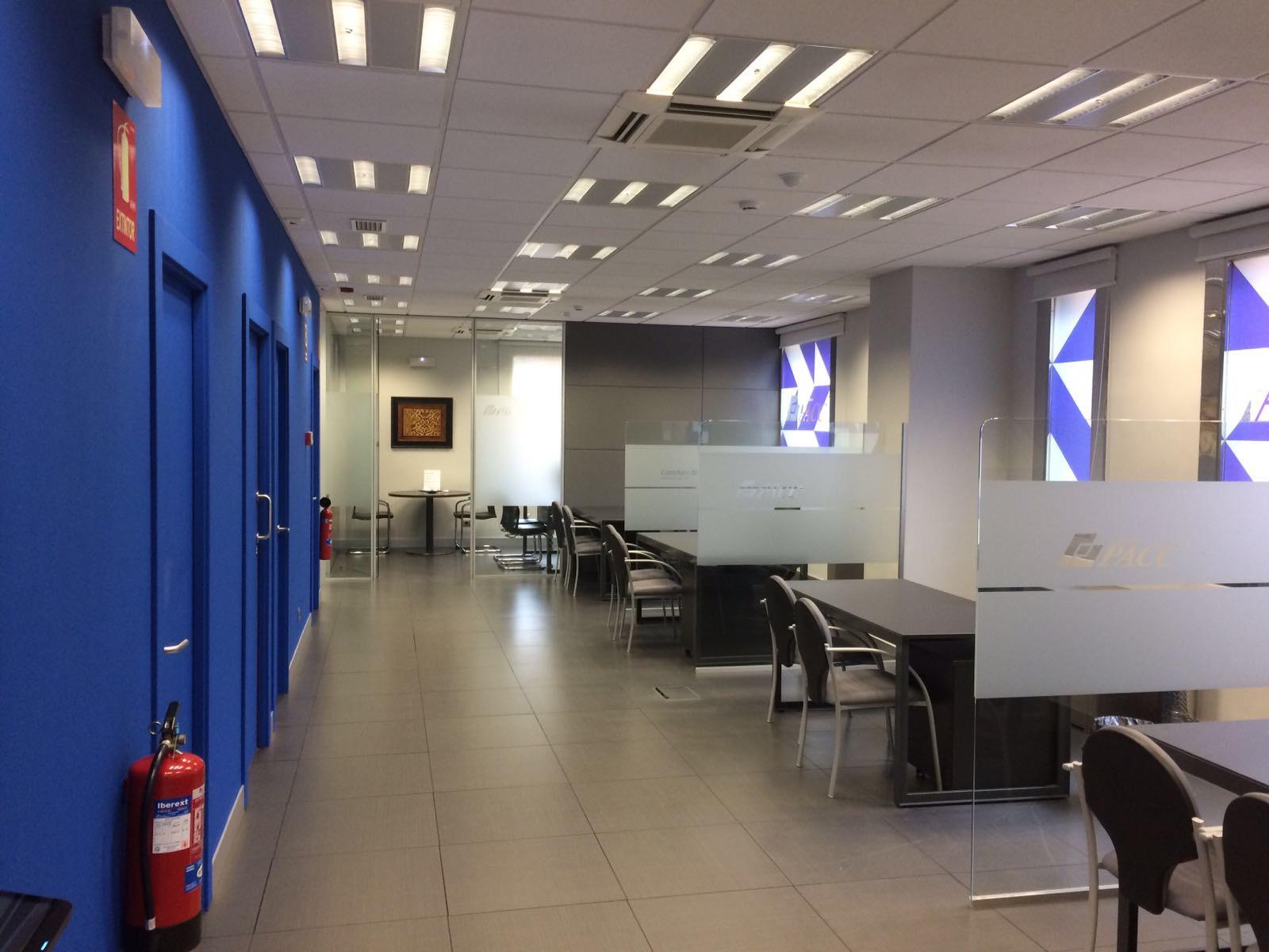 Grupo pacc consolida su crecimiento con una nueva oficina for Oficina registro madrid
