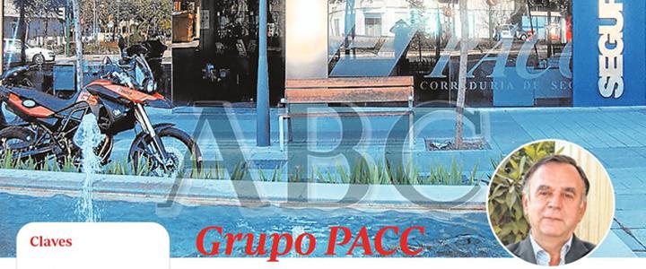 L deres en corredur a de seguros con 25 a os grupo pacc for Oficinas genesis seguros