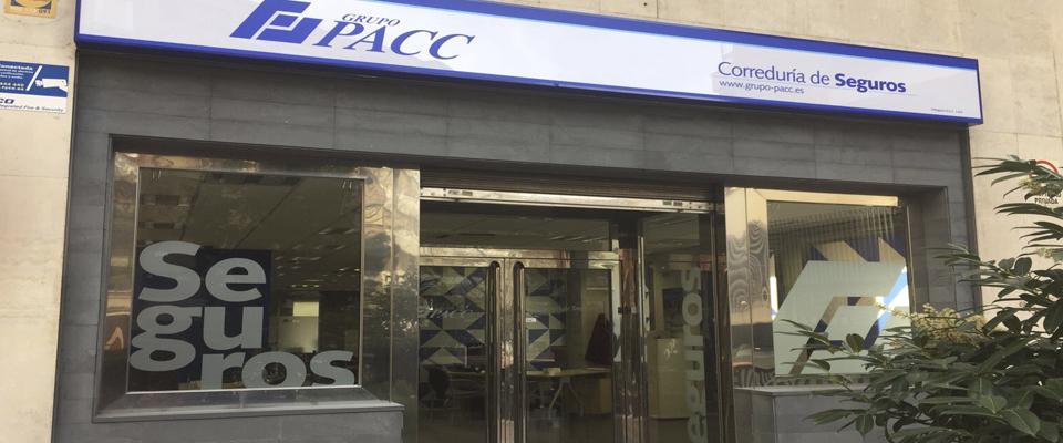 Grupo pacc consolida su crecimiento con una nueva oficina for Oficinas genesis seguros