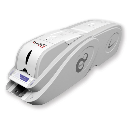 IMPRESORA QUALICA-RD DOBLE CARA CON LAMINADOR USB