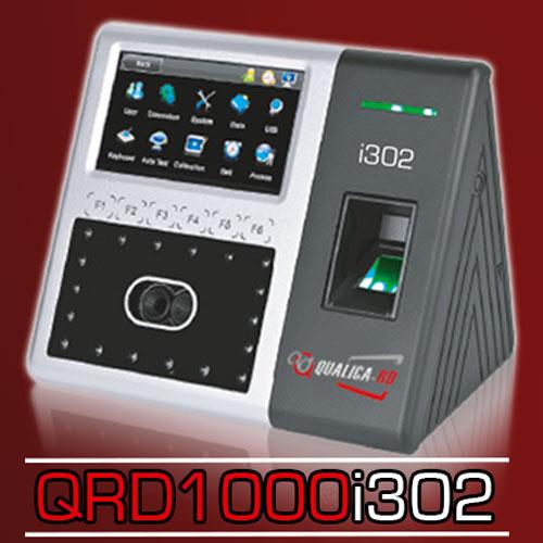 LECTOR RECONOCIMIENTO FACIAL + HUELLA + RFID QRD1000i302